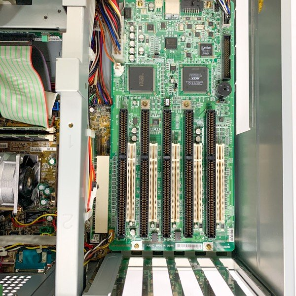 ISA・PCI・RS-232C搭載PC