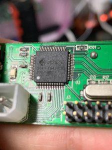 IDE-SATA変換チップ