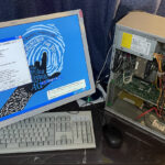 HP XW4600セットアップ