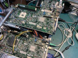 FC-E16Uシステムボード