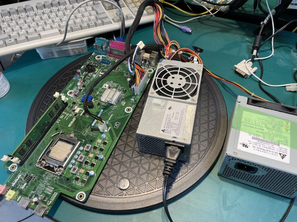EPSON PC マザーボード