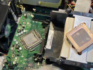 交換元Celeron CPU