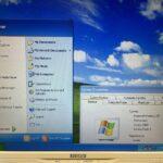 Windows XP 英語版