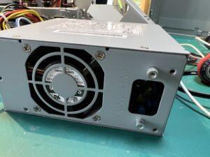 損傷FC-E25B電源ユニット